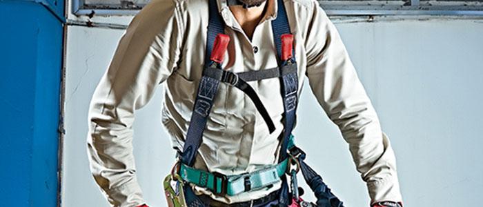 fdb9475a4c83d Cinto de Segurança tipo Paraquedista  O que é e para que serve